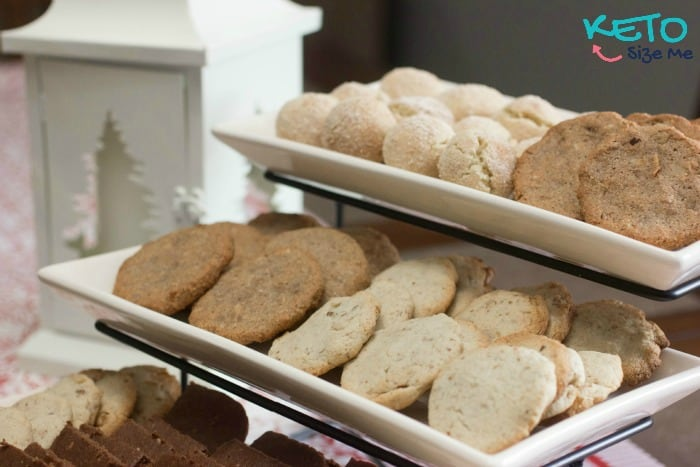 Keto Coconut Pecan Cookies Recipe