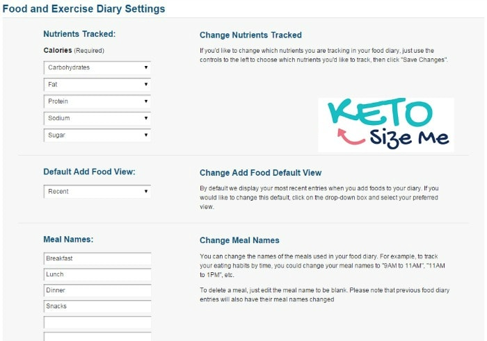 My-Fitness-Pal-Ketogenic-Diet-Plan
