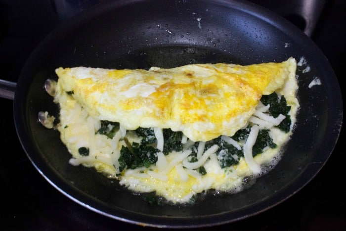Keto Diet Omelette Recipe