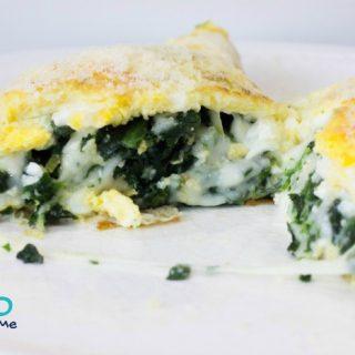 Keto Italian Omelet Recipe