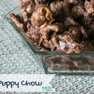 Keto Pork Rind Puppy Chow