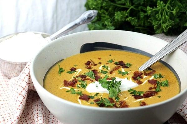 Keto-Pumpkin-Soup