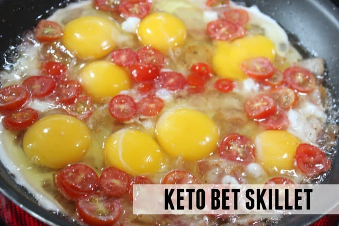Keto BET Skillet Recipe