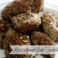 Almond Pork Tenderloin