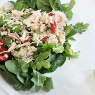Keto Italian Chicken Salad