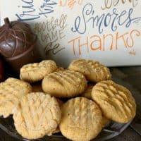 Keto Pumpkin Butter Cookies Recipe