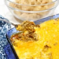 Keto Taco Bake Recipe Low Carb High Fat