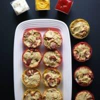 Keto Corn Dog Muffins Recipe