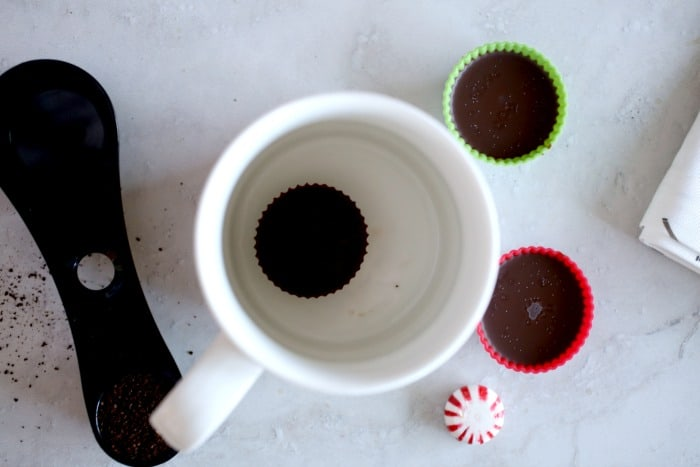 Keto Peppermint Coffee Fat Bombs Directions