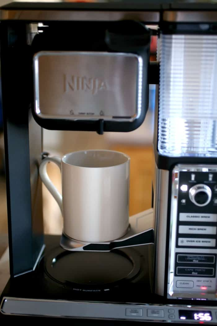 The Ninja Coffee Bar® System Cafe Forte Bullet Proof Keto Coffee