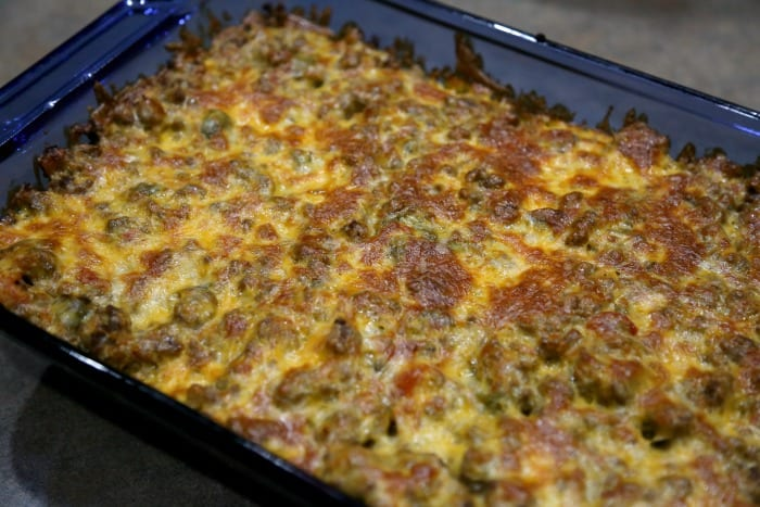How To Make Keto Taco Casserole Recipe LCHF