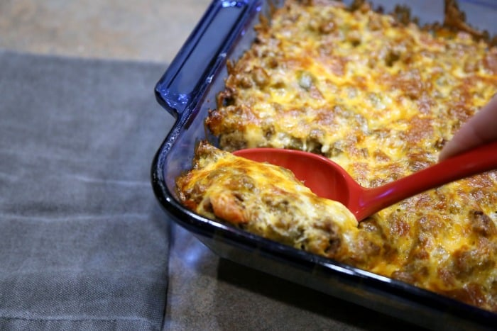Keto cheesy taco casserole recipe lchf keto size me keto taco casserole recipe lchf only 3 carbs and 37 grams of fat this forumfinder Images