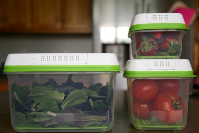 Do Rubbermaid FreshWorks Food Storage Containers Work - Real product test