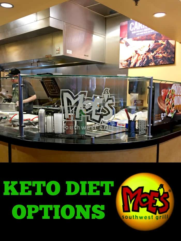 Keto Diet Options At Moe's Southwest Grill