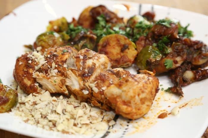Keto Merguez Chicken Recipe - Green Chef