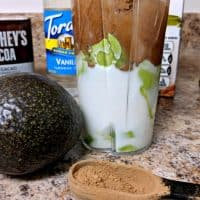 Keto Avocado Chocolate Pudding Recipe