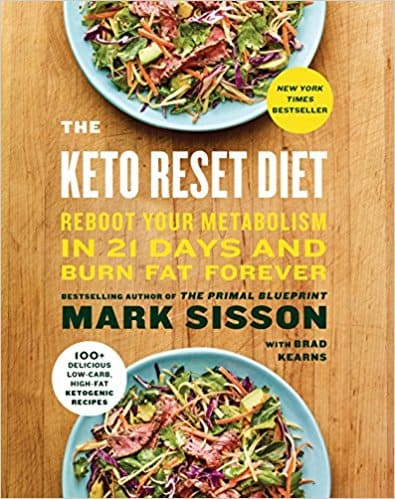 The Keto Reset Diet - The best ketogenic diet book for the everyday reader.