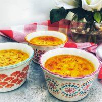 Keto Pumpkin Creme Brulee Recipe