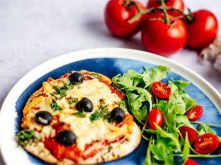 Keto Chicken Breast Pizza Crust Recipe