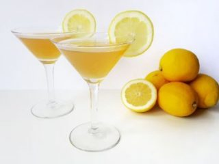 Keto Lemon Drop Cocktail Recipe
