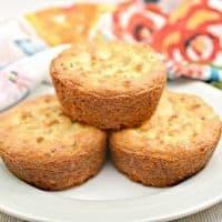 Keto Garlic Herb Biscuits Recipe