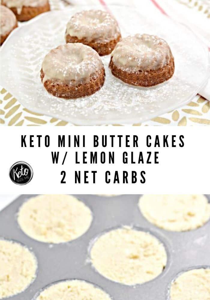 Easy keto bundt cake recipe