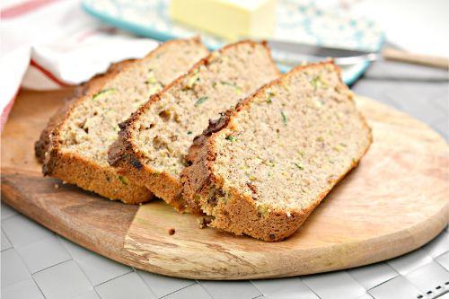 Keto Zucchini Bread Recipe