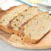 Gluten-Free Zucchini Bread Ingredients